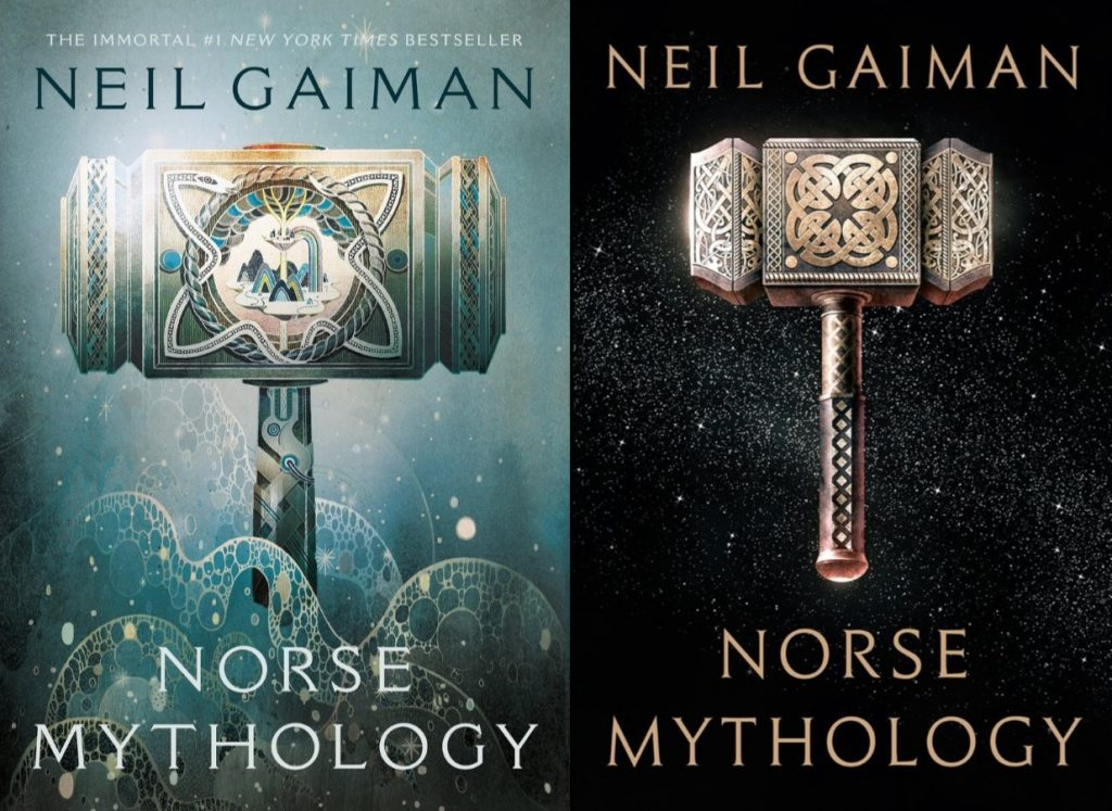 Book Review: Norse Mythology, by Neil Gaiman - JCPL ORG