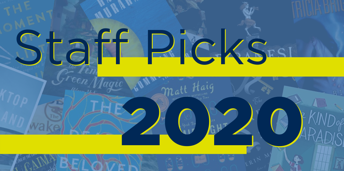 Text: Staff Picks 2020