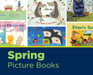 Text: Spring Picture Books.