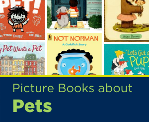 Text: Picture Books about Pets